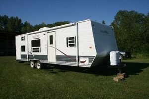 2007 Gulfstream Kingsport Bunk Model Travel Trailer