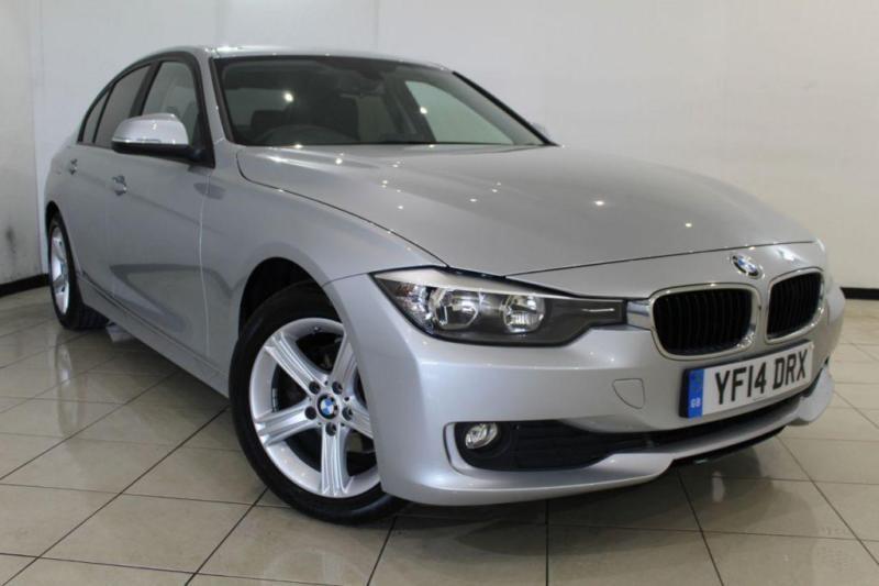 2014 14 BMW 3 SERIES 2.0 318D SE 4DR 141 BHP DIESEL