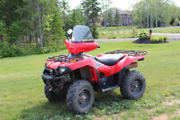 ATV with really low miles great shape