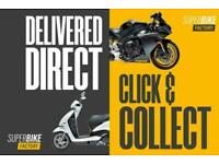 2020 HANWAY HC125 BLACK CAFE EFI - BUY ONLINE, CONTACTLESS NATIONWIDE DELIVERY