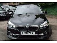 2018 BMW 2 SERIES GRAN TOURER 2.0 220d Luxury Gran Tourer Auto xDrive (s/s) 5dr
