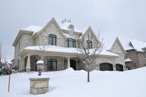 Magnifique cottage de prestige situé à Lorraine