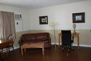 Extended Stay Furnished Two Room Suite