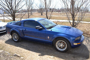 2008 Ford Mustang Coupé (2 portes)