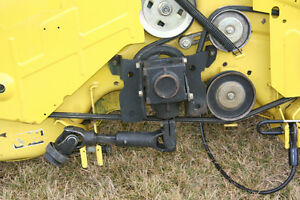 John Deere 425 Garden Tractor Strathcona County Edmonton Area image 5
