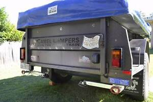 Camel Group Beachcomber Camper Trailer Daisy Hill Logan Area Preview