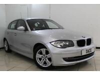 2007 07 BMW 1 SERIES 2.0 118D SE 5DR AUTOMATIC 141 BHP DIESEL