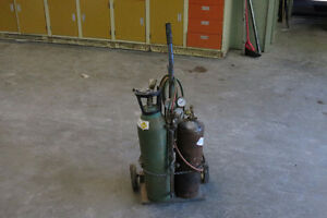 Gas/ acetylene/oxygen cutting torches for sale