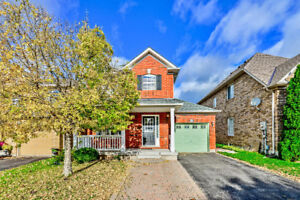 Lovely Detached Home For Rent In Oakville. Available Nov 15th