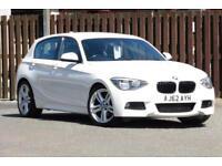 2012 BMW 1 SERIES 2.0 125D M SPORT 5DR HATCHBACK DIESEL