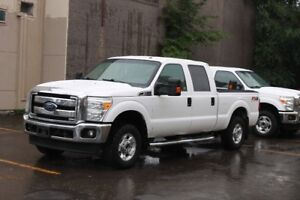 2012 FORD F 250 FX4