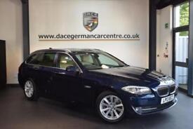 2013 13 BMW 5 SERIES 2.0 520D SE TOURING 5DR 181 BHP DIESEL