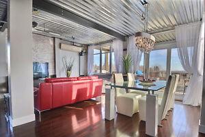 Condo urbain à Ste-Thérèse - Les lofts Manhattan!