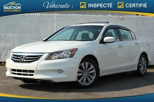 Honda Accord Sedan 4dr V6 Auto EX-L 2012