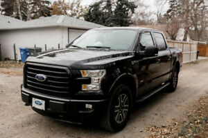 2015 Ford F-150 XLT SuperCrew/Eco Boost