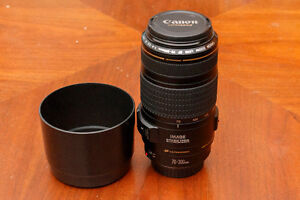 Canon 70-300 f4-5.6 IS USM