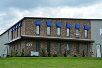 For Lease: Warehouse and Office Space - Dieppe Industrial Park