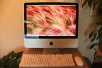 "20"" iMac, Mavericks, Office, iLife, iWork, Keyboard &Mouse"