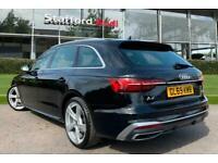 2019 Audi A4 Avant S line 40 TFSI 190 PS S tronic Auto Estate Petrol Automatic