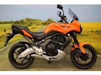 Kawasaki Versys 650 2010 ** PETAL DISCS, FLIP SCREEN, REAR HUGGER **