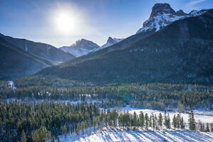 Lowest Price Land in Canmore!