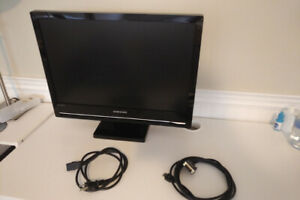 "Samsung SyncMaster 225MS 22"" w/ speakers and PIP"