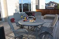 High quality patio furniture set