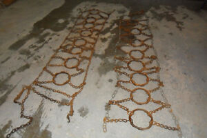 Tractor Ring Chains