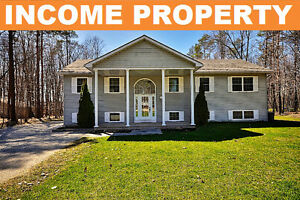 Orillia / Severn: Duplex - Income Property, Very well Maintained