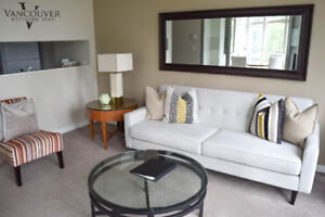 506 - Furnished Two Bed Apartment near Robson