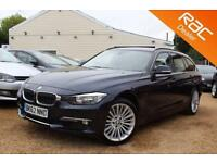 2012 62 BMW 3 SERIES 3.0 330D LUXURY TOURING 5D AUTO 255 BHP DIESEL - RAC DEALER