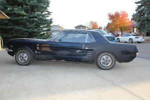 1966 Mustang Coupe 289