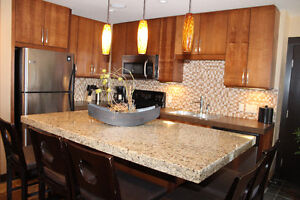 Best 1 Bedroom Suite In Canmore- Fully Furnished & Utilities Inc