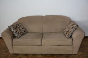 DOUBLE SIZE SOFA BED !!!