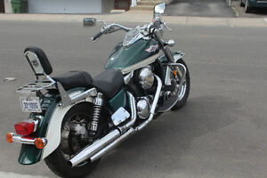 Kawasaki Vulcan 1500 cc, in A1 shape, ready to ride