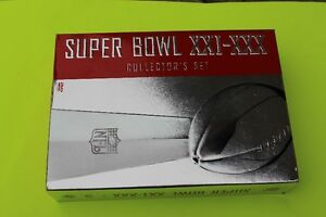 SUPER BOWL  GAMES  XX1 - XXX   {21 - 30} London Ontario image 1