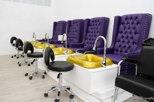 SHELLAC MANICURE ONLY $26 cOMMERCIAL SPA!!!!