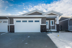 New & Move-In Ready Bungalow Condo in West Lethbridge