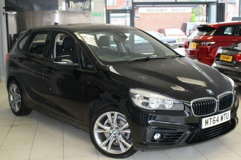 2014 64 BMW 2 SERIES 2.0 218D SPORT ACTIVE TOURER 5D 148 BHP DIESEL