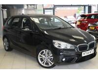 2014 64 BMW 2 SERIES 2.0 218D SPORT ACTIVE TOURER 5D 148 BHP DIESEL