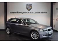 2010 10 BMW 1 SERIES 2.0 118D M SPORT 5DR 141 BHP DIESEL