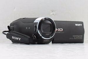 Sony Handycam HDRCX240B Full HD 60p Digital Camcorder w/WIFI