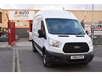 2.2 350 P/V 5D 124 BHP LWB RWD H/ROOF DIESEL PANEL MANUAL VAN 2014