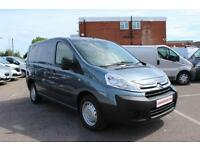 2016 Citroen Dispatch 1000 1.6 HDi 90 H1 Van Enterprise Diesel grey Manual