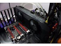EVGA GTX 660ti signature 2: 2 GB