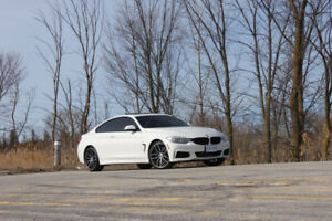 2014 BMW 4-Series 435i xDrive Coupe (2 door)
