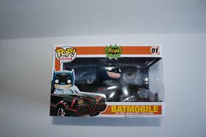 Batman and Batmobile Funko Pop classic TV series Ride!!! London Ontario image 8