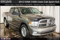 2012 Ram 1500 Crew Cab Sport 4x4