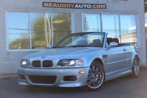 BMW 3 Series M3 2dr Convertible 2002