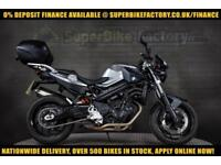 2011 11 BMW F800R 800CC 0% DEPOSIT FINANCE AVAILABLE